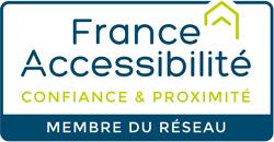 Logo France Accessibilité